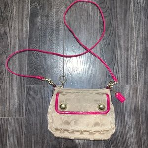 Coach Poppy Crossbody bag